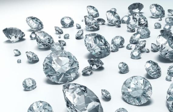 Действие бриллиантовой пудры в составе средств Jouvence Eternelle
