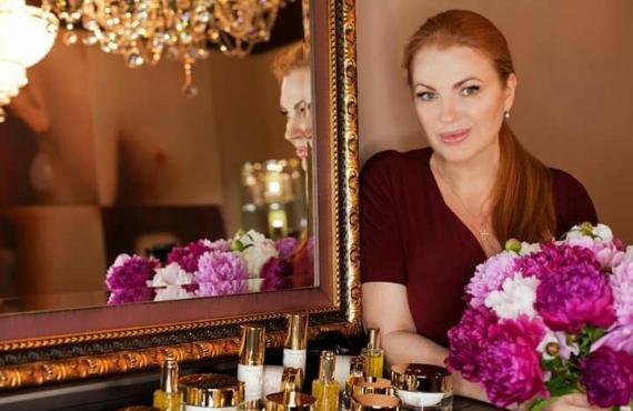 Алена Кондратенко — бренд-амбассадор Jouvence Éternelle в Украине